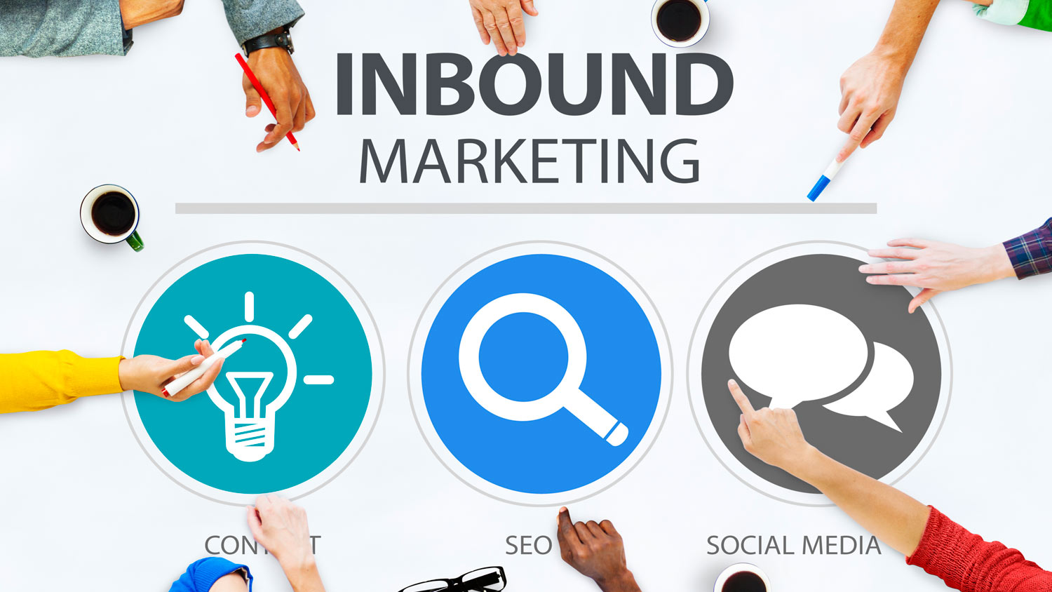 The first and most important thing you need consider while creating a successful inbound marketing plan